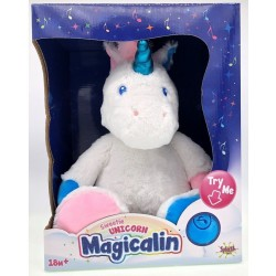 MAGICALIN PELUCHE UNICORNIO...