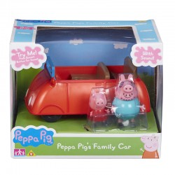 PEPPA PIG FAMILY CAR CON...
