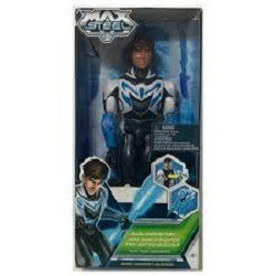 MAX STEEL DOBLE FUERZA -...