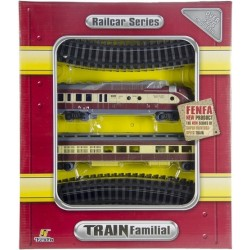 "TRENES ""FENFA TRAIN FAMILIAL"""