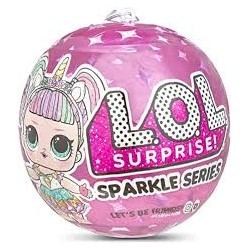 LOL SURPRISE SPARKLE SERIES...