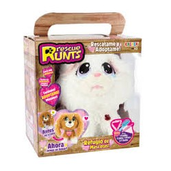 RESCUE RUNTS PELUCHES...