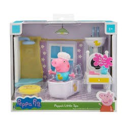 PEPPA'S LITTLE SPA - JAZWARES