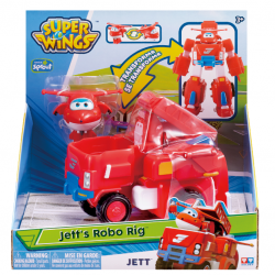 SUPER WINGS JETT'S ROBO RIG...