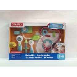KIT MEDICO - FISHER PRICE